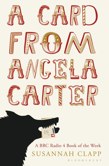 A Card From Angela Carter - cover