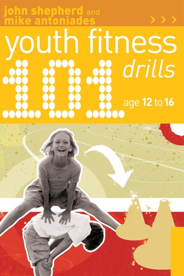 101 Youth Fitness Drills Age 12-16 - cover