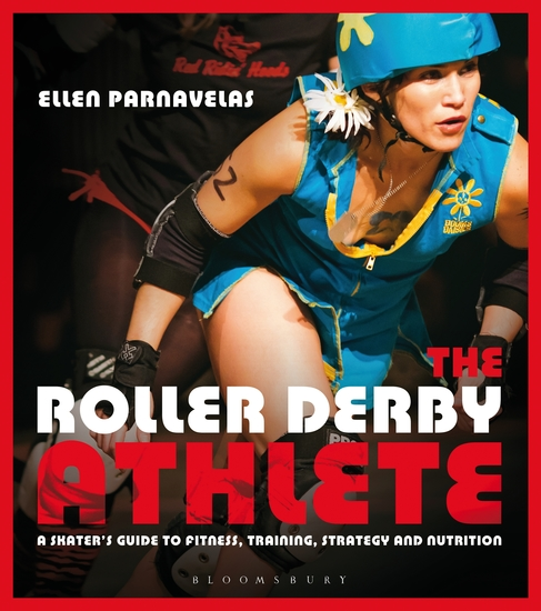 The Roller Derby Athlete - cover