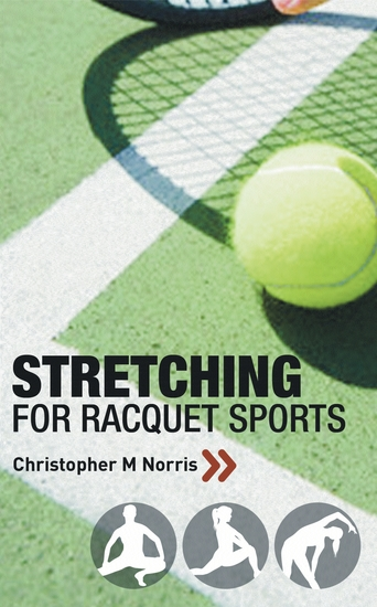 Stretching for Racquet Sports - cover