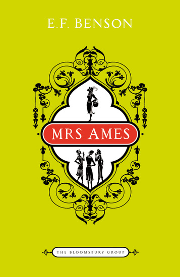 Mrs Ames - The Bloomsbury Group - cover