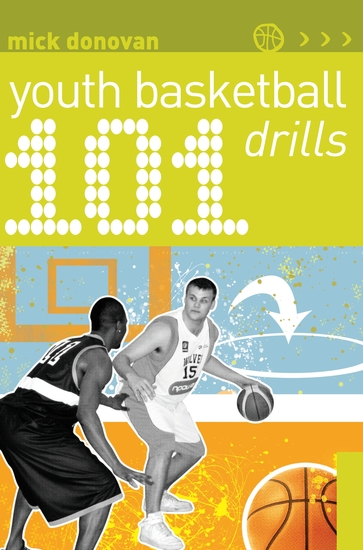 101 Youth Basketball Drills - cover