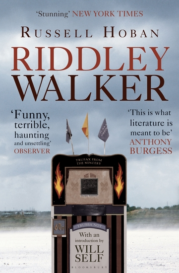 Riddley Walker - cover
