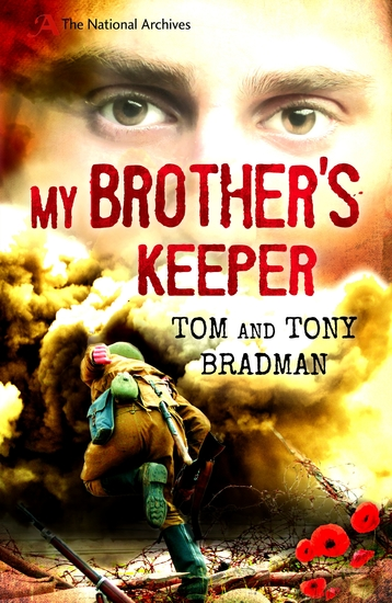 My Brother's Keeper - cover