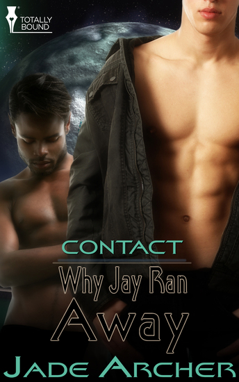 Why Jay Ran Away - cover