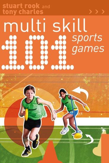 101 Multi-skill Sports Games - cover