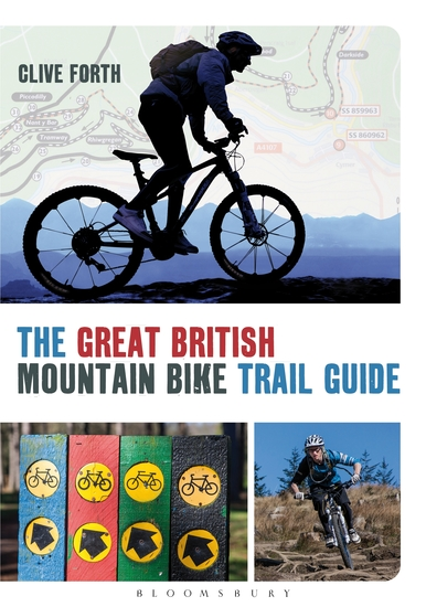 The Great British Mountain Bike Trail Guide - cover