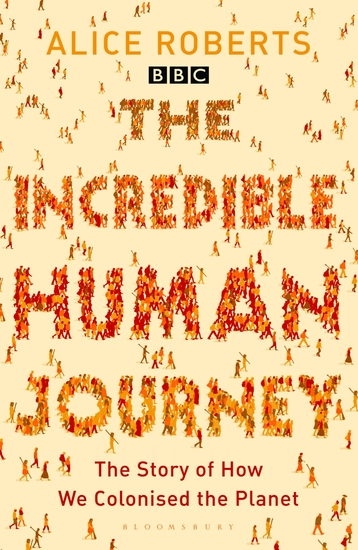 The Incredible Human Journey - cover