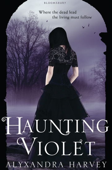 Haunting Violet - cover