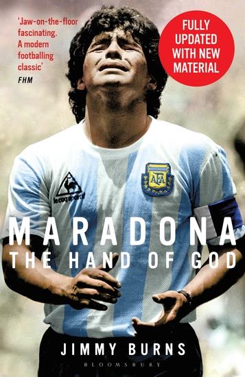Maradona - The Hand of God - cover