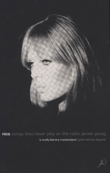 Nico Songs They Never Play on the Radio - cover