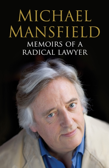 Memoirs of a Radical Lawyer - cover