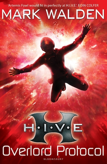HIVE 2: The Overlord Protocol - cover