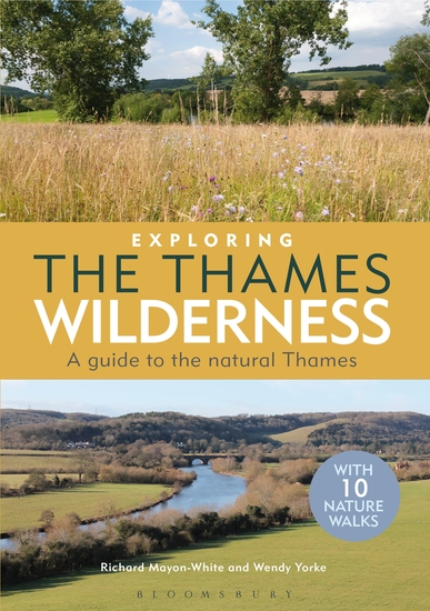 Exploring the Thames Wilderness - A Guide to the Natural Thames - cover