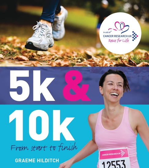 5k and 10k - From Start to Finish - cover