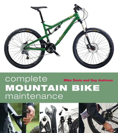 Complete Mountain Bike Maintenance - cover