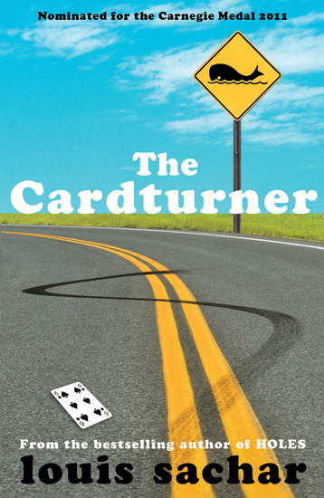 The Cardturner - cover
