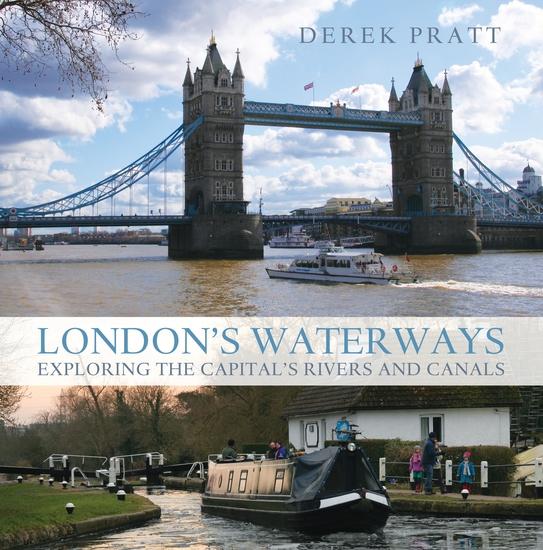 London's Waterways - cover