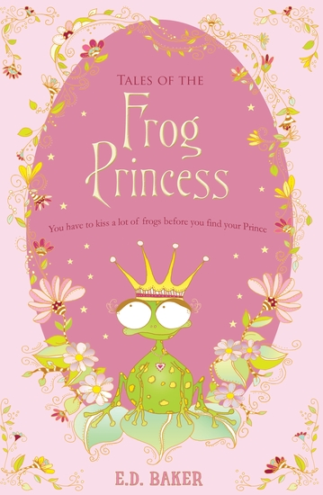 Tales of the Frog Princess - cover
