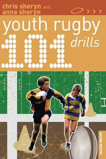 101 Youth Rugby Drills - cover