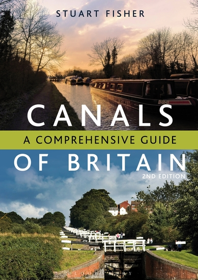 The Canals of Britain - A Comprehensive Guide - cover