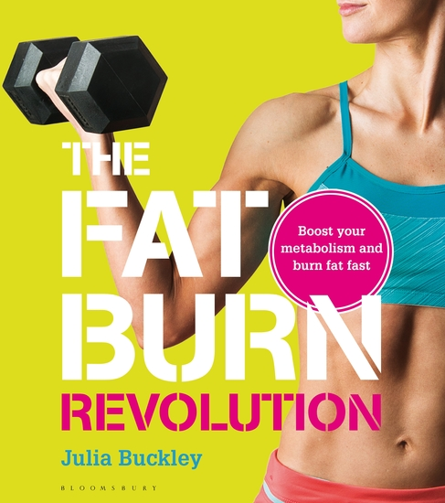 The Fat Burn Revolution - Boost Your Metabolism and Burn Fat Fast - cover