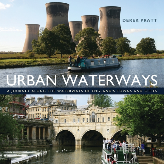 Urban Waterways - A Window on to the Waterways of England's Towns and Cities - cover