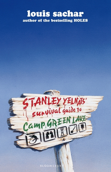 Stanley Yelnats' Survival Guide to Camp Greenlake - cover