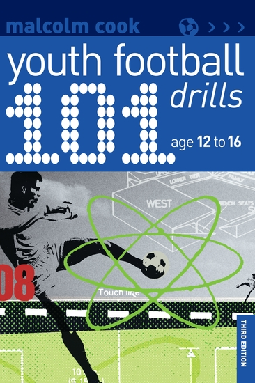 101 Youth Football Drills - Age 12 to 16 - cover