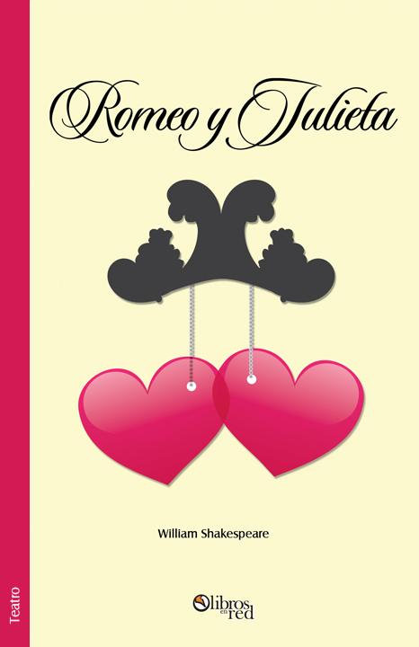Romeo y Julieta - cover