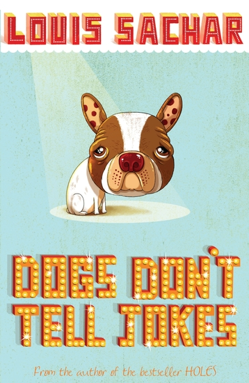 Dogs Don't Tell Jokes - cover