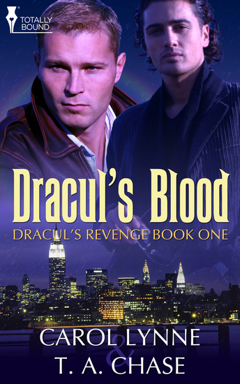 Dracul's Blood - cover