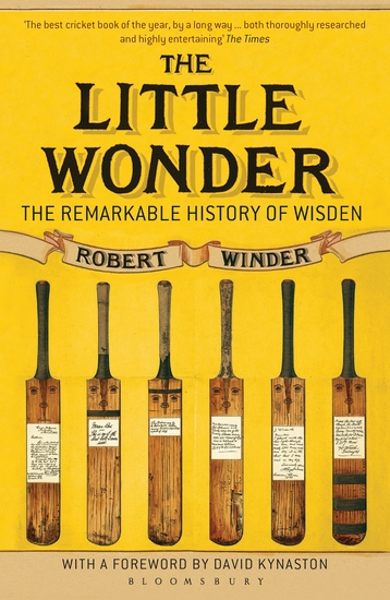 The Little Wonder - The Remarkable History of Wisden - cover