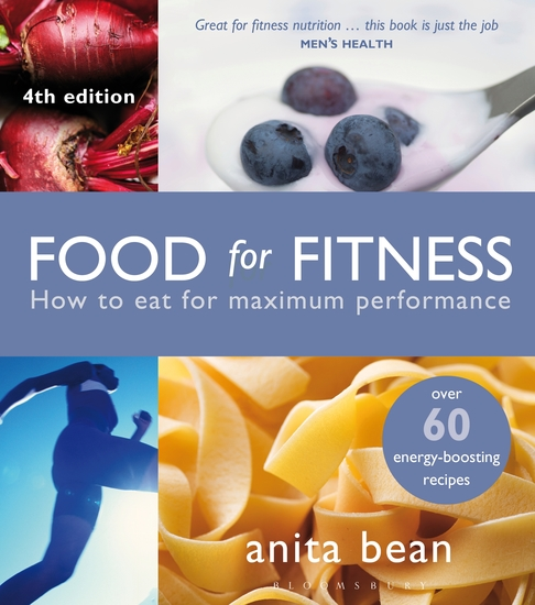 Food for Fitness - How to Eat for Maximum Performance - cover