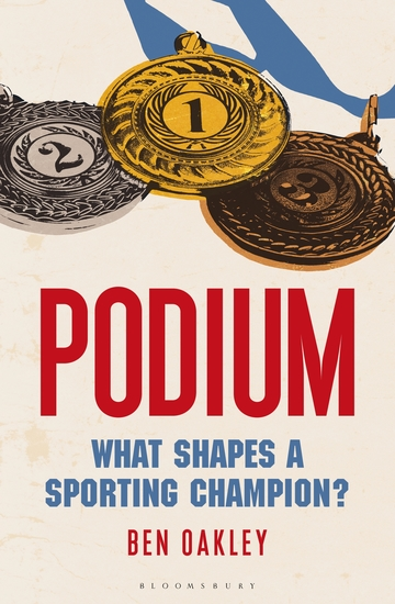Podium - What Shapes a Sporting Champion? - cover