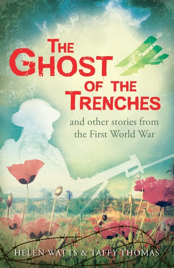 The Ghost of the Trenches and other stories - cover