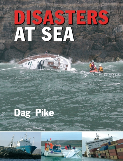 Disasters at Sea - cover