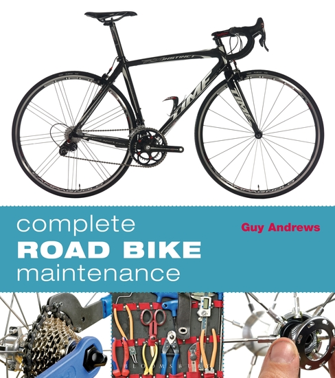 Complete Road Bike Maintenance - cover