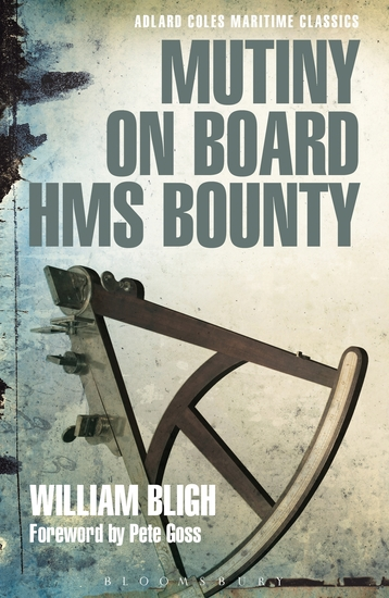 Mutiny on Board HMS Bounty - cover