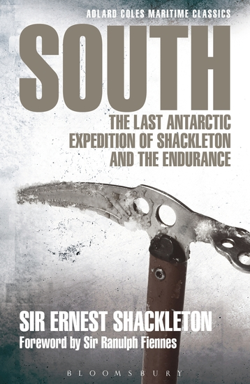 South - The last Antarctic expedition of Shackleton and the Endurance - cover
