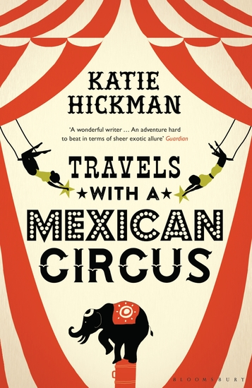 Travels with a Mexican Circus - cover