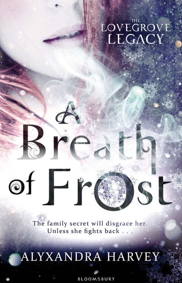 A Breath of Frost - cover