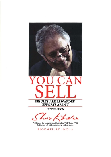 You Can Sell - Results are Rewarded Efforts Aren't - cover