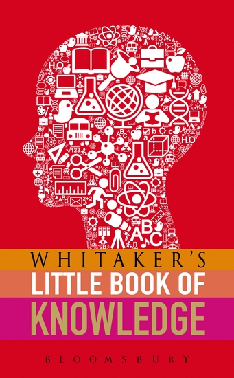 Whitaker's Little Book of Knowledge - cover
