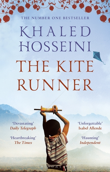 The Kite Runner - cover