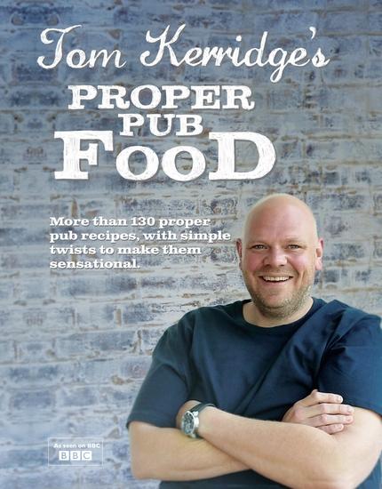 Tom Kerridge's Proper Pub Food - cover