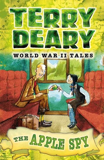 World War II Tales: The Apple Spy - cover