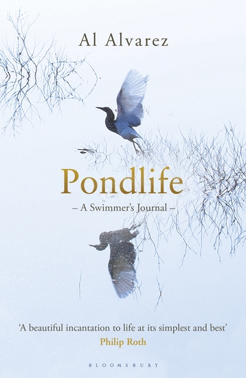 Pondlife - A Swimmer's Journal - cover