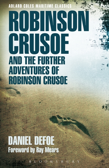 Robinson Crusoe and the Further Adventures of Robinson Crusoe - cover