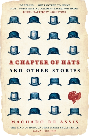 A Chapter of Hats - Selected Stories - cover